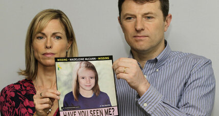 Scotland Yard announces new suspects in Madeleine McCann case