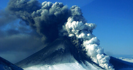 Pavlof Volcano ash cloud shows Alaska's threat to air travel
