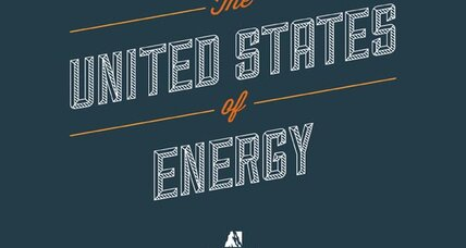 US energy in five maps (infographics)