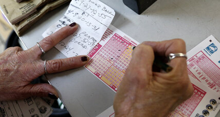 And the Powerball winner is... someone in Florida