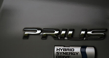 Ford rises, Prius falls in hybrids' solid start to 2013