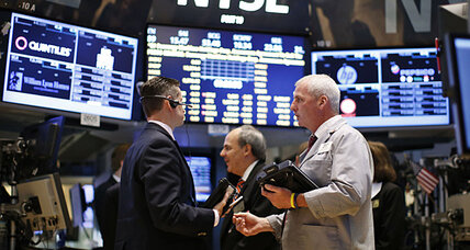 Stocks mixed in slow start to week