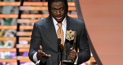 Robert Griffin III fans buy everything off QB's wedding registry