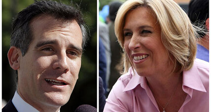 Los Angeles votes in mayor's race without a clear front-runner