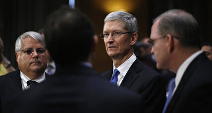 Google, Apple draw transatlantic ire over 'double Irish' tax haven