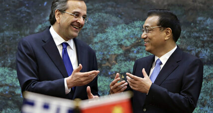 Greek PM invites China to 'join Greece's success story'