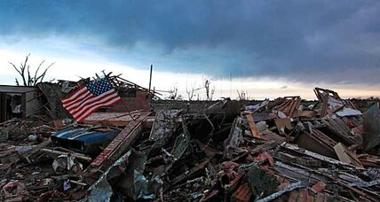 Oklahoma tornadoes: how you can help