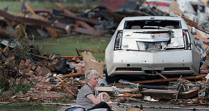 Oklahoma braces for more tornadoes, as severe storm system lingers (+video)
