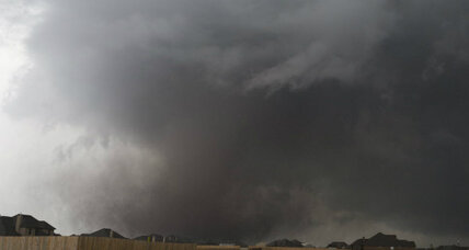 Oklahoma tornado was a monster, but it wasn't a record-breaker (+video)