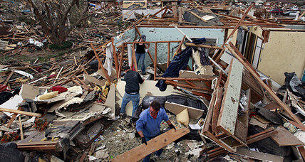 Oklahoma tornado: Where the financial relief will come from