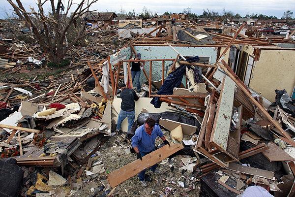 Oklahoma tornado: Where the financial relief will come ...