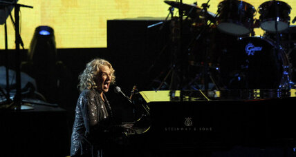 Obamas hosting Carole King: What's the special occasion?