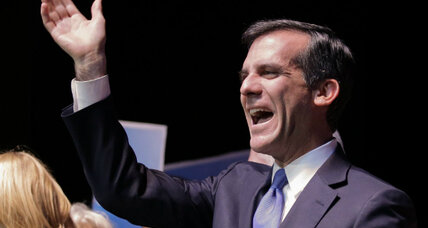 In Los Angeles mayor's race, a big win for Eric Garcetti