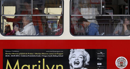 Marilyn Monroe photos stolen ahead of Prague exhibition