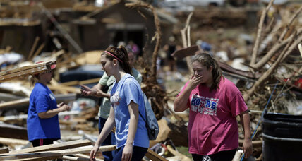 How residents of tornado-struck Moore, Okla., have learned to survive (+video)