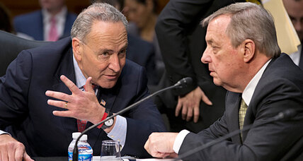 Senate panel passes immigration reform bill: how Republicans helped shape it (+video)