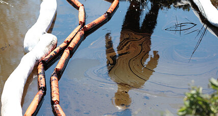 Are oil pipeline spills inevitable?