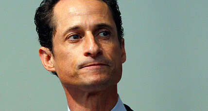 Anthony Weiner for N.Y.C. mayor? Why he is no Mark Sanford.