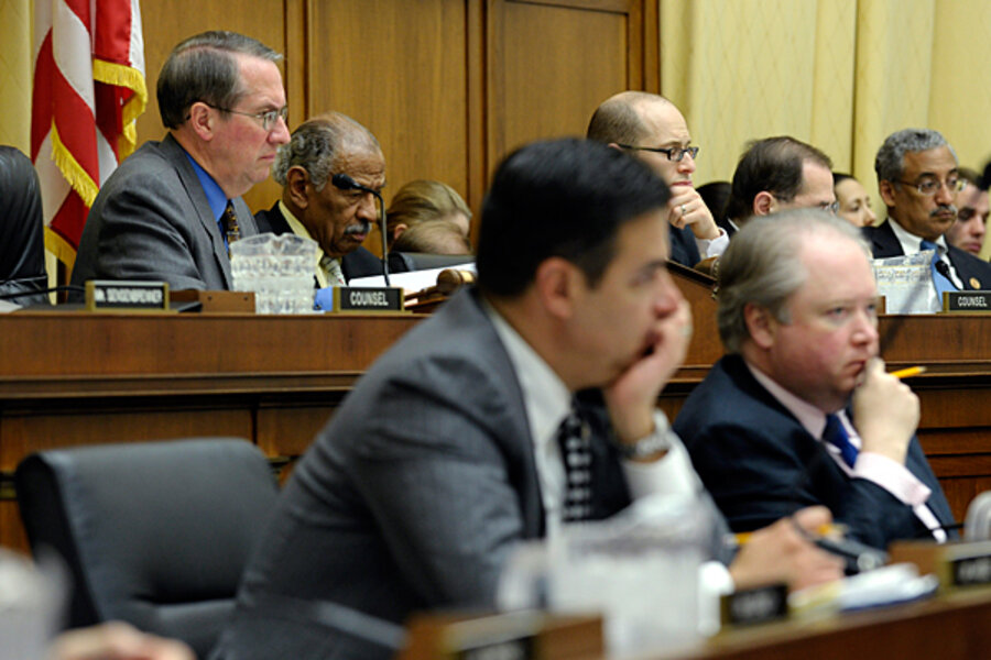 Immigration reform is stuck in House, but 'gang' is resolute