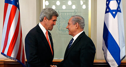 Defying naysayers on all sides, Kerry keeps pushing Israelis, Palestinians to table