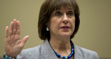 IRS scandal: Will House throw Lois Lerner in slammer?