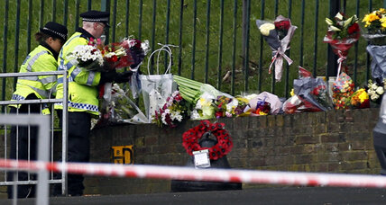London murder highlights 'lone wolf' terrorist concerns