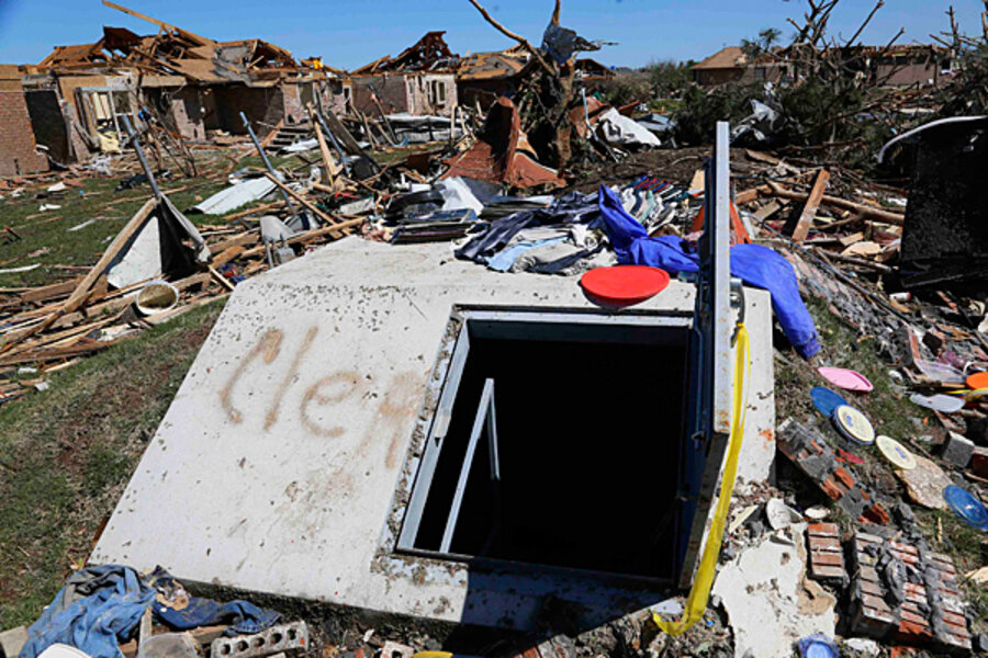 Time to require tornado shelters in Oklahoma? Moore's ...