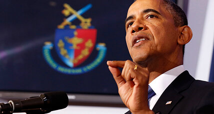 Obama rhetorically ends the 'war on terror'