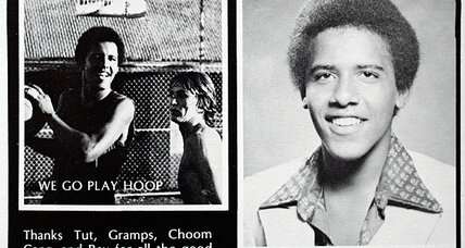 Obama prom photos, big hair and all: Were those the good old days?