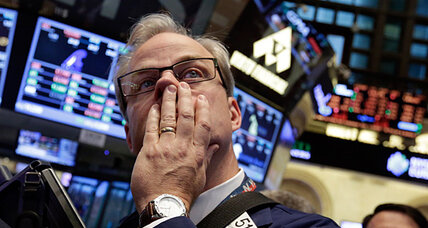 Stocks down as investors reassess Fed fears