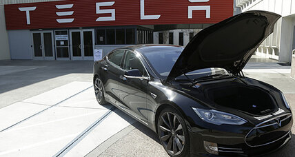 Tesla repays $465 million loan. Will Energy Department lend to more firms?