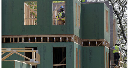 New home sales rise, but market still a long way from 'normal' (+video)