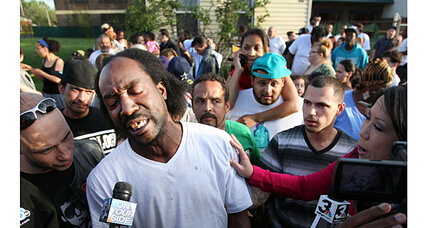 Free burgers for life for Charles Ramsey, Cleveland rescuer