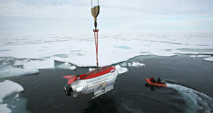 Russia evacuates 'drifting' Arctic research station as ice floe melts