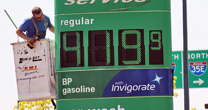 Energy economics: What's next for gas prices?