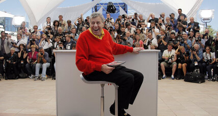 Jerry Lewis: Female comics 'set me back a bit'