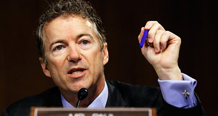 Rand Paul's beef with immigration reform bill: the E-Verify system
