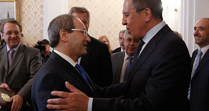 Russia says Syria peace talks in Geneva set, Syrian rebels not so sure