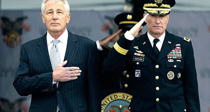 How can Chuck Hagel fix military sexual assault epidemic?