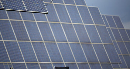 Germany pushes to settle EU-China solar trade row