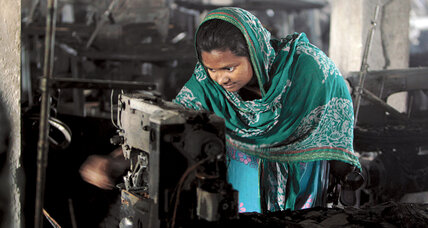 Is it ethical to keep buying clothes from Bangladesh?