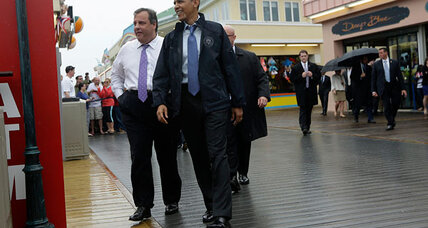 Obama-Christie bromance, Part 2: A win-win for both