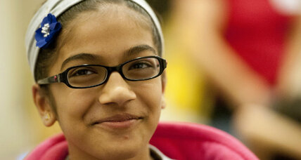 National Spelling Bee adds vocab test: Do the kids like it? (+video)