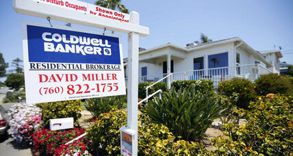 Home prices up 10 percent: How strong is this year's US housing market? (+video)