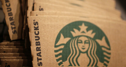 Starbucks tip jar at the center of NY high court case