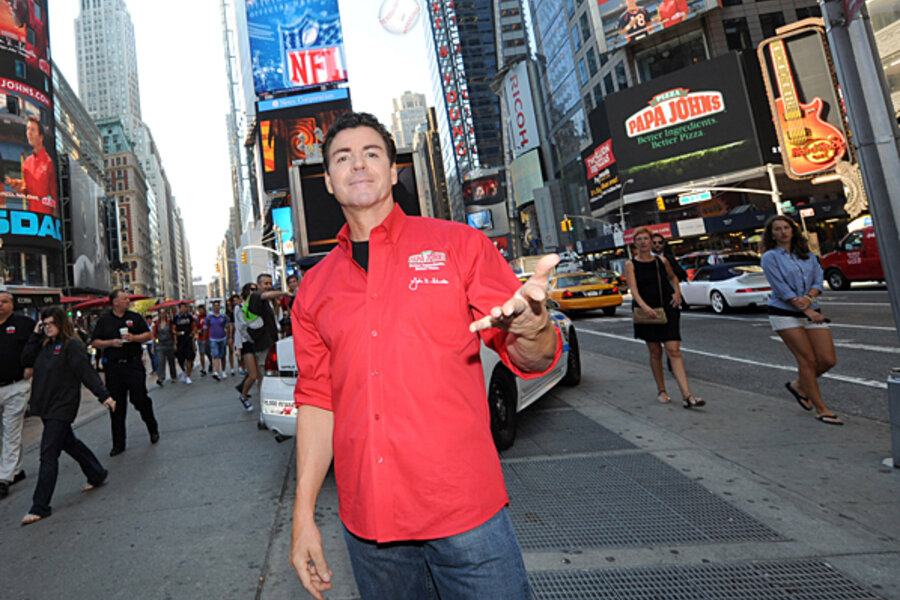 Papa John's racist voicemail rant gets employees fired ...