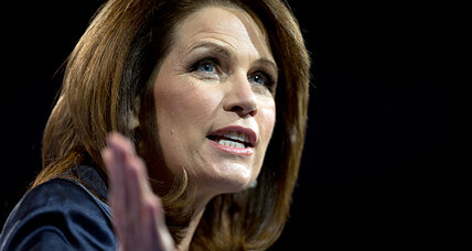 Tea party firebrand Michele Bachmann to quit House next year (+video)