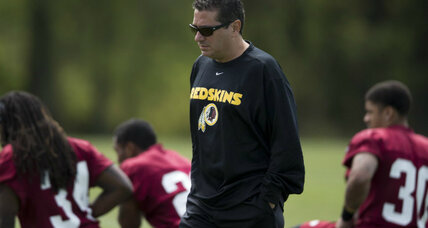 Redskins name change: Will Congress make team act?