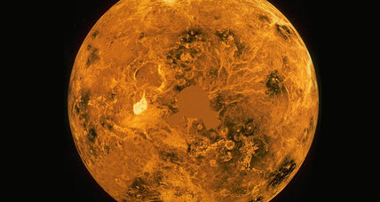 Why doesn't Venus have oceans? Study offers intriguing new theory.