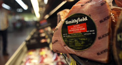 Chinese buy Smithfield Foods: Shuanghui to pay $4.7B for US meat producer